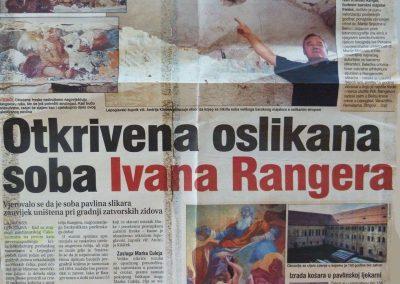 IZ MEDIJA - Soba Ivana Rangera u Lepoglavi (1)