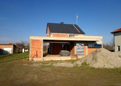 Obiteljska kuća u izgradnji - Strahoninec (4)