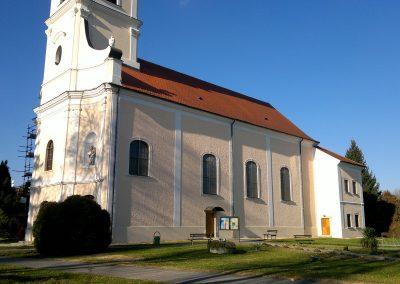 Sakralni objekat - izrada fasade - Legrad (10)