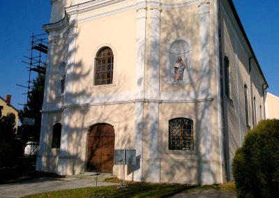 Sakralni objekat - izrada fasade - Legrad (11)