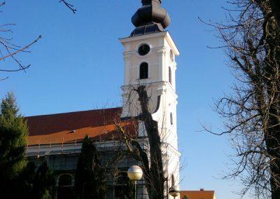 Sakralni objekat - izrada fasade - Legrad (2)