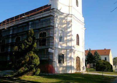 Sakralni objekat - izrada fasade - Legrad (3)