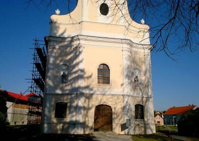Sakralni objekat - izrada fasade - Legrad (4)