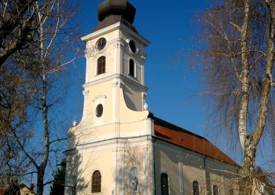 Sakralni objekat - izrada fasade - Legrad (6)