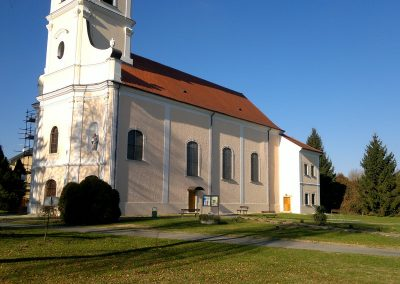 Sakralni objekat - izrada fasade - Legrad (8)