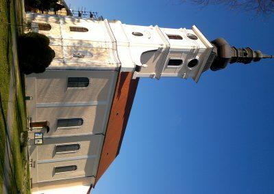 Sakralni objekat - izrada fasade - Legrad (9)